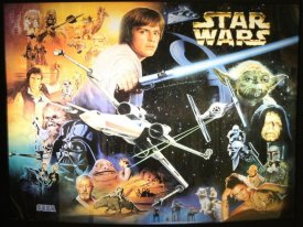 pinball Star Wars Trilogy