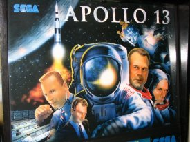 Pinball Apollo 13
