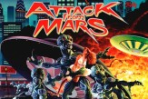 Attack from Mars - Restauração